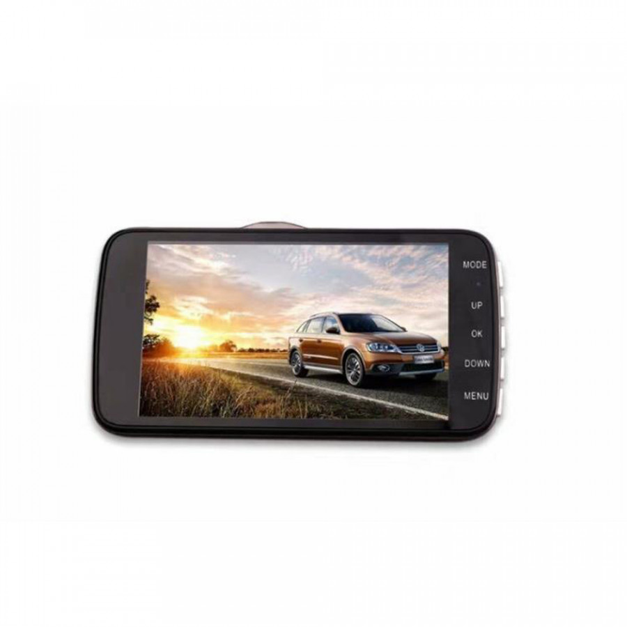 4in LCD IPS Dual Lens Car DVR Dash Cam FHD 1080P Dashboard Camera 170° Night - 1478189 , 5215975417462 , 62_15230172 , 901000 , 4in-LCD-IPS-Dual-Lens-Car-DVR-Dash-Cam-FHD-1080P-Dashboard-Camera-170-Night-62_15230172 , tiki.vn , 4in LCD IPS Dual Lens Car DVR Dash Cam FHD 1080P Dashboard Camera 170° Night