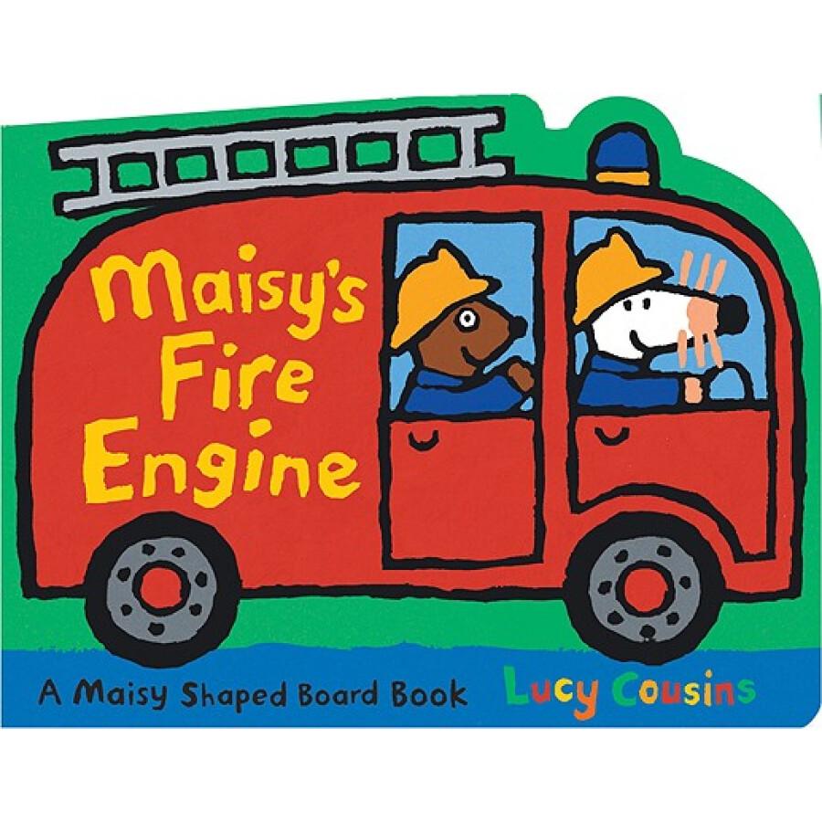 Maisys Fire Engine