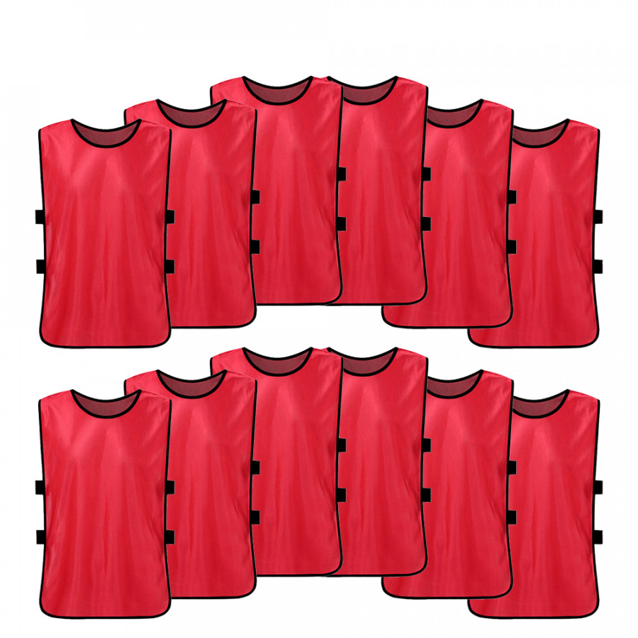 12 PCS Adults Soccer Pinnies Quick Drying Football Jerseys Vest Scrimmage Practice Sports Vest Breathable Team Training - 8274863 , 5049308493102 , 62_16767208 , 551000 , 12-PCS-Adults-Soccer-Pinnies-Quick-Drying-Football-Jerseys-Vest-Scrimmage-Practice-Sports-Vest-Breathable-Team-Training-62_16767208 , tiki.vn , 12 PCS Adults Soccer Pinnies Quick Drying Football Jersey