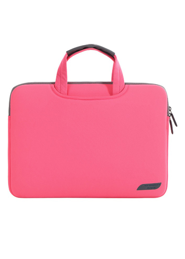 "Túi Laptop Đeo Vai Cartinoe Sleeves Breath Simplicity 15.6"" MIVIDA1107 - Hồng"