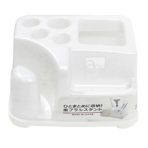Hàng Nhật - Giá cắm bàn chải kem đánh răng - 1308689 , 4758664951539 , 62_13295909 , 75000 , Hang-Nhat-Gia-cam-ban-chai-kem-danh-rang-62_13295909 , tiki.vn , Hàng Nhật - Giá cắm bàn chải kem đánh răng