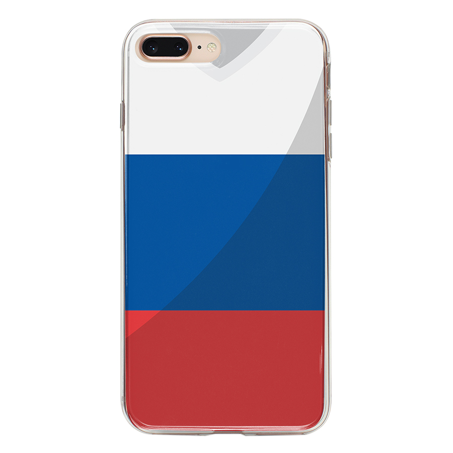 Ốp Lưng Mika Cho iPhone 7 Plus / 8 Plus RUSSIA-C-IP7P