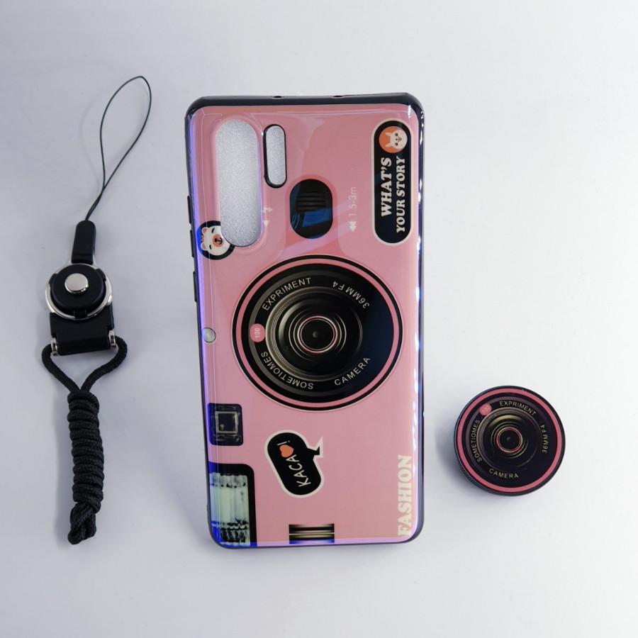 Ốp lưng hình máy ảnh kèm giá đỡ và dây đeo dành cho Huawei P30,P30 Pro,P30 Lite - 1975262 , 1889943929321 , 62_15337054 , 150000 , Op-lung-hinh-may-anh-kem-gia-do-va-day-deo-danh-cho-Huawei-P30P30-ProP30-Lite-62_15337054 , tiki.vn , Ốp lưng hình máy ảnh kèm giá đỡ và dây đeo dành cho Huawei P30,P30 Pro,P30 Lite