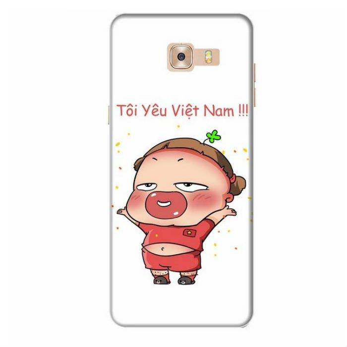 Ốp Lưng Dành Cho Samsung Galaxy C9 Pro Quynh Aka 1