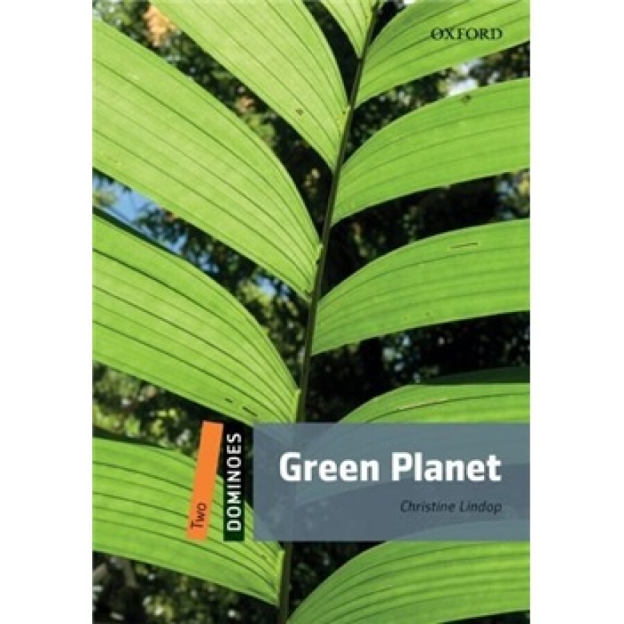 Dominoes Second Edition Level 2: Green Planet (Book+CD)