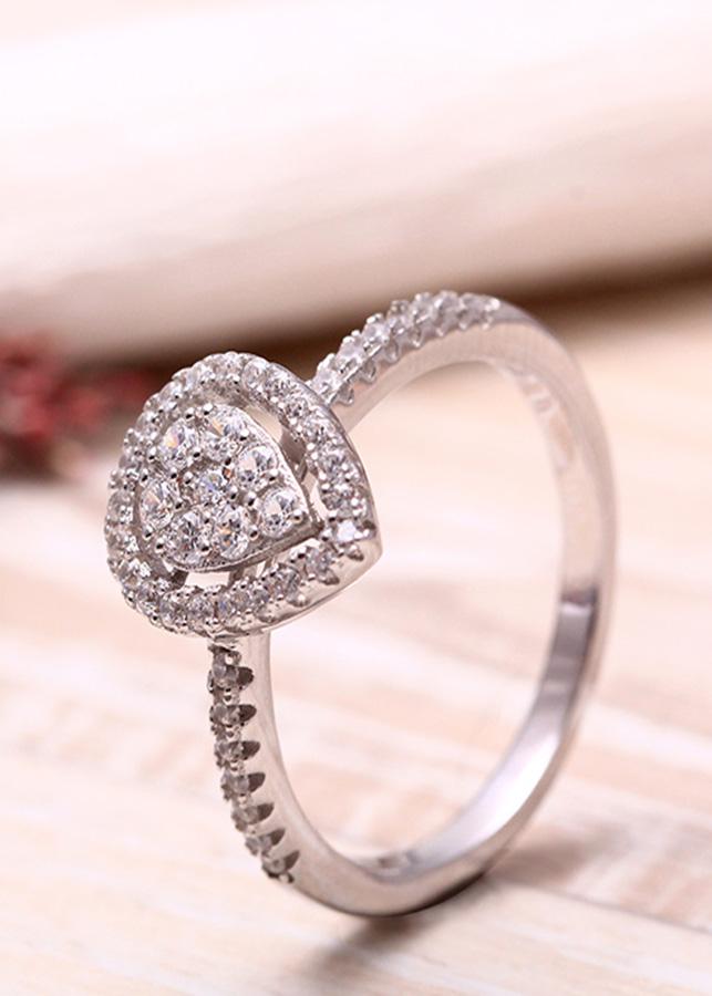 Nhẫn bạc Eyewater