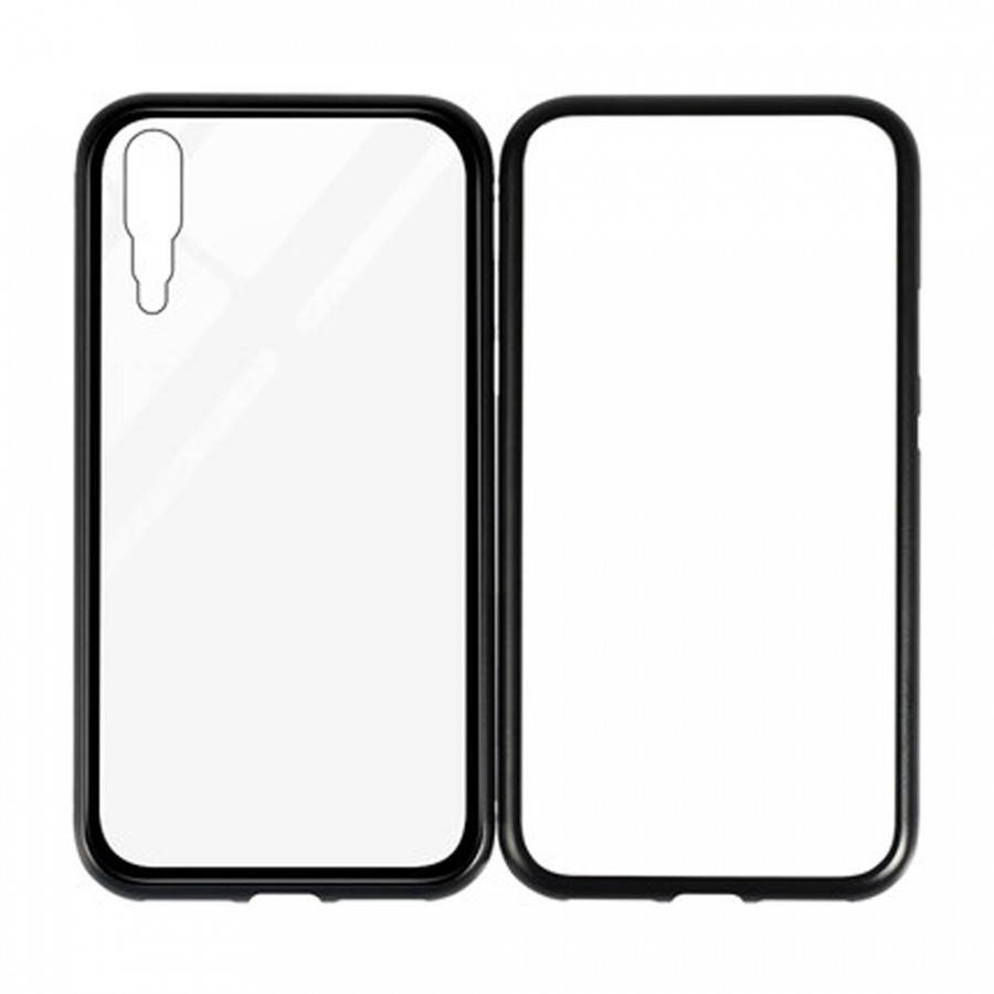 Metal-rimmed Mobile Phone Case Hardened Glass Magnetic Adsorption Protection Smartphone Cover Bumper Luxury Aluminum - 811789 , 1210649578566 , 62_14703582 , 311000 , Metal-rimmed-Mobile-Phone-Case-Hardened-Glass-Magnetic-Adsorption-Protection-Smartphone-Cover-Bumper-Luxury-Aluminum-62_14703582 , tiki.vn , Metal-rimmed Mobile Phone Case Hardened Glass Magnetic Adsorp