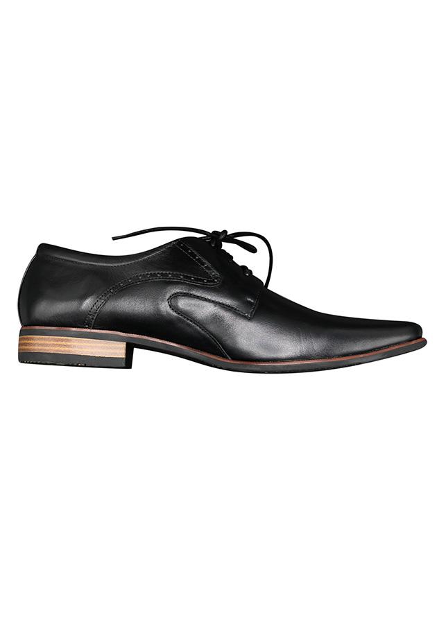 Giày Tây Nam Kiểu Buộc Dây Shoes Or Peace PTK043-D - Đen - 1109269 , 8693511708200 , 62_7070531 , 720000 , Giay-Tay-Nam-Kieu-Buoc-Day-Shoes-Or-Peace-PTK043-D-Den-62_7070531 , tiki.vn , Giày Tây Nam Kiểu Buộc Dây Shoes Or Peace PTK043-D - Đen