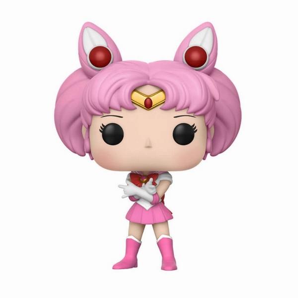 Móc Khóa Sailor Chibi Moon Pink