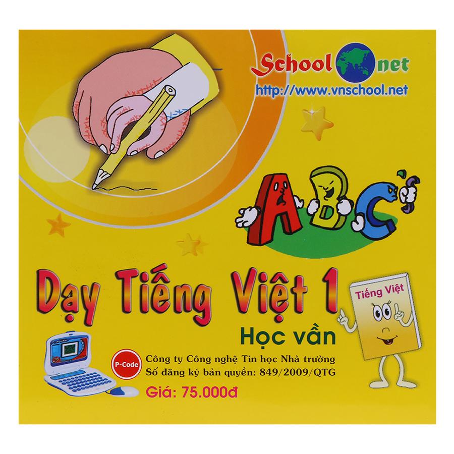 Phần Mềm Dạy Tiếng Việt 1 Phần 1 DTV1P1