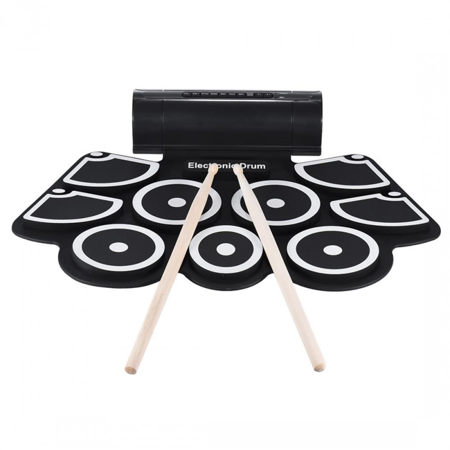 Trống Điện Tử Electronic Drum Portable