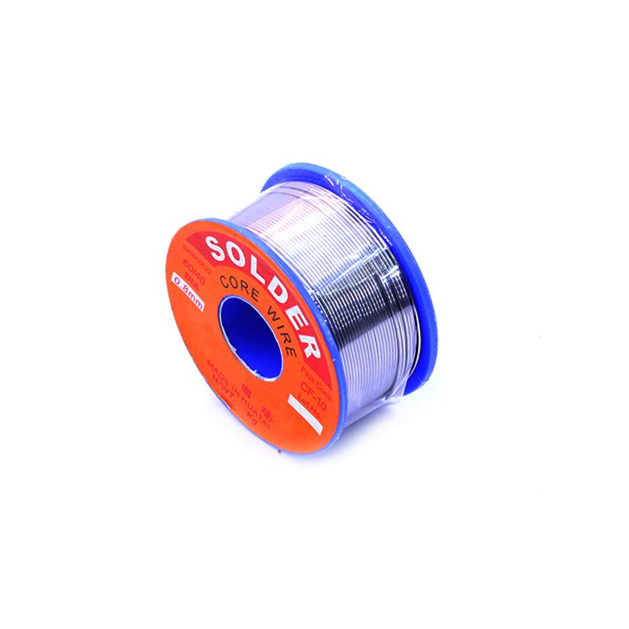 Thiếc Hàn Solder-Gzhen 0.8mm-100g - 18519852 , 7685233679600 , 62_23567130 , 80000 , Thiec-Han-Solder-Gzhen-0.8mm-100g-62_23567130 , tiki.vn , Thiếc Hàn Solder-Gzhen 0.8mm-100g