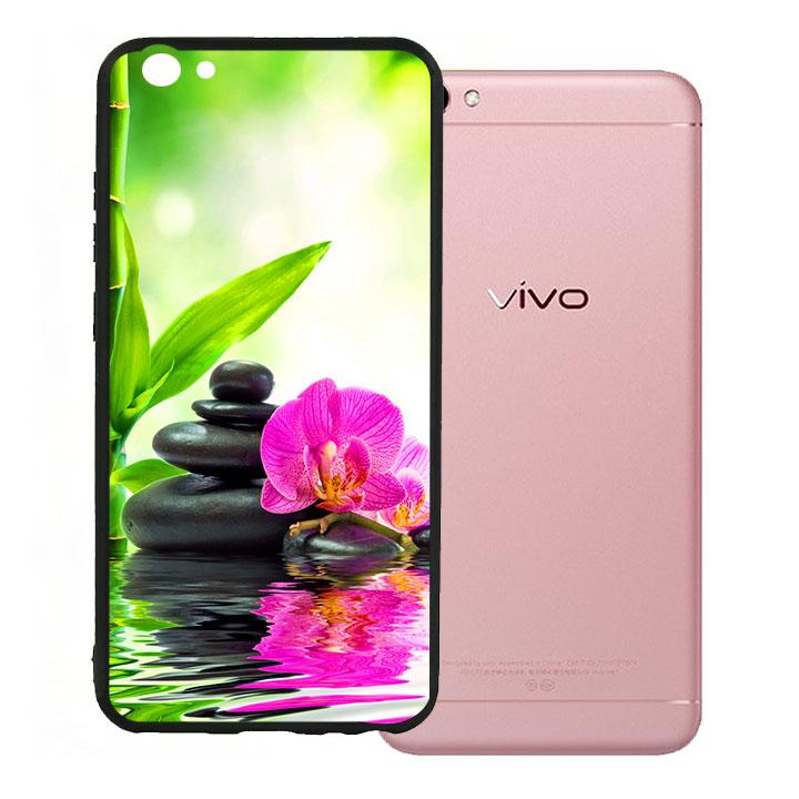 Ốp lưng viền TPU cho Vivo V5 - Phong Lan