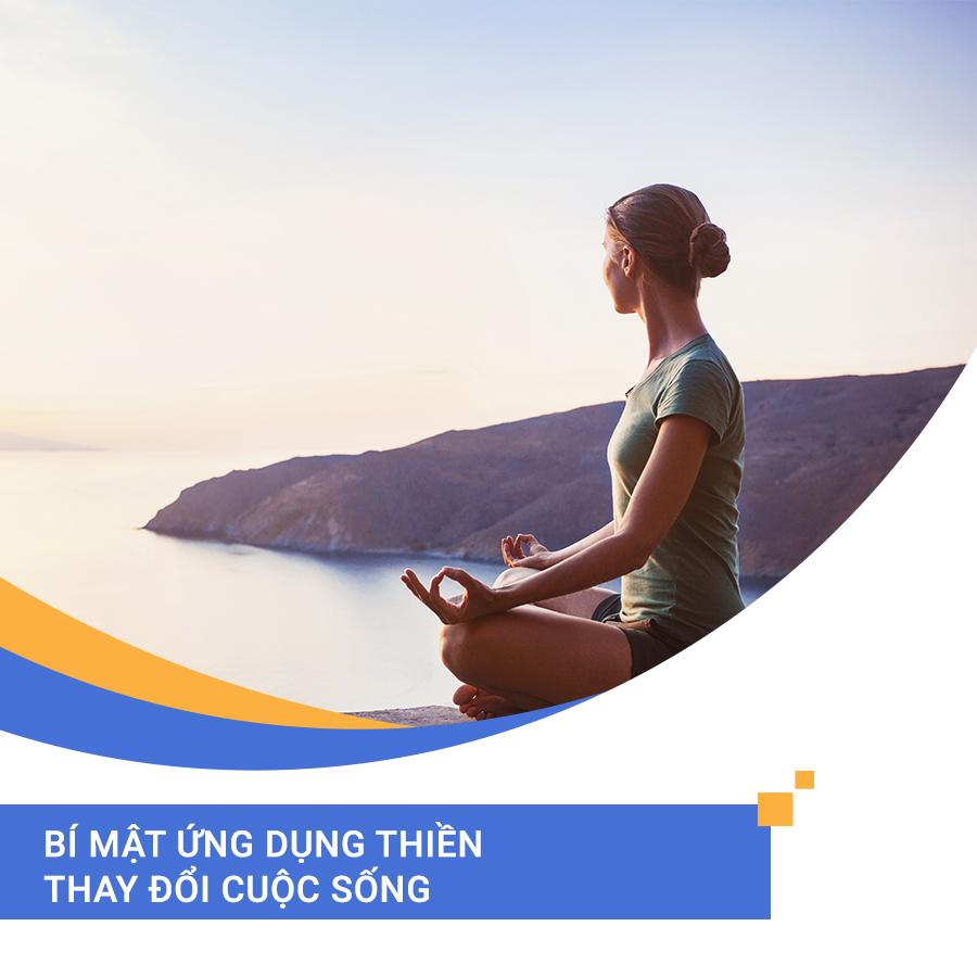 Khóa Học Bí Mật Ứng Dụng Thiền Thay Đổi Cuộc Sống KYNA NT12