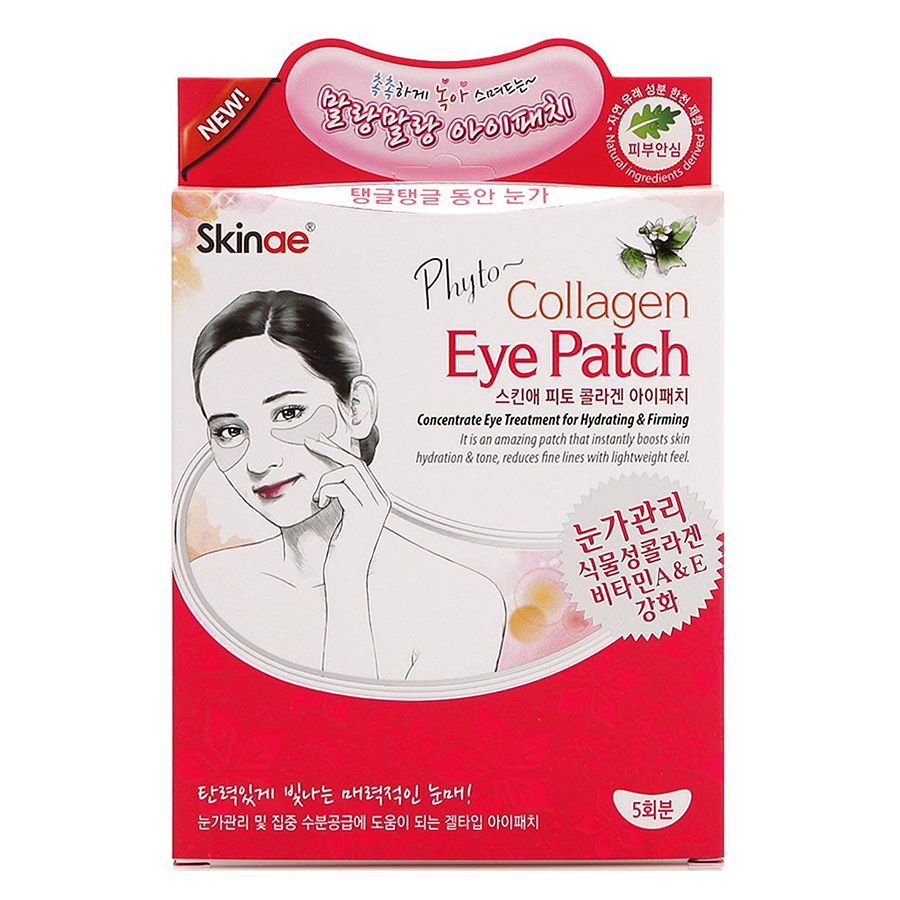 Mặt Nạ Mắt Collagen Phyto Collagen Eye Patch MM64