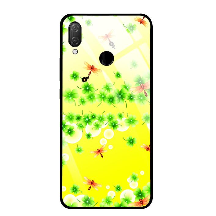 Ốp Lưng Kính Cường Lực cho điện thoại Huawei Y9 2019 - 03033 0057 COBONLA04 - Hàng Chính Hãng