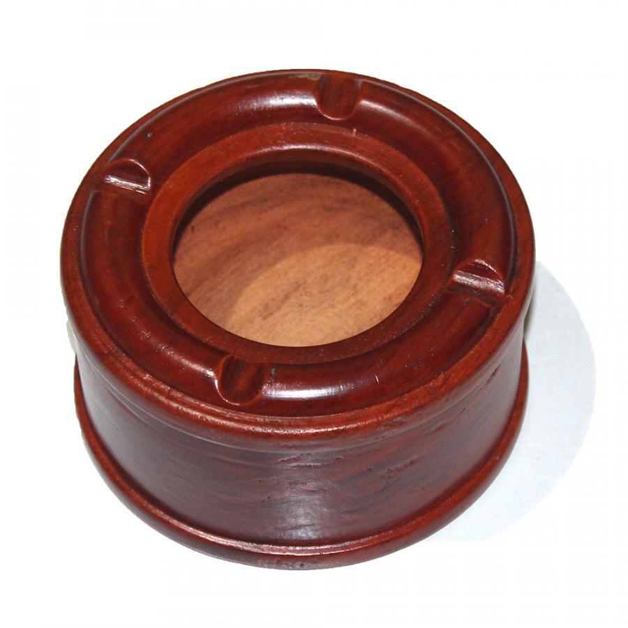 Gạt tàn gỗ hương k610