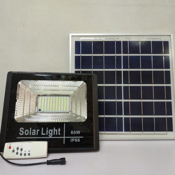 Đèn pha led năng lượng mặt trời DK311 60W