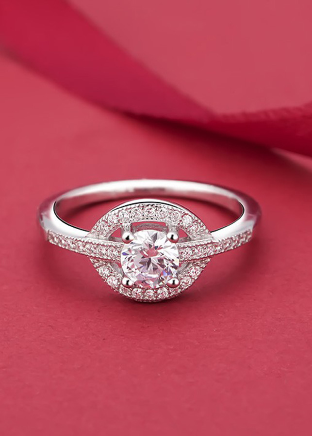 Nhẫn bạc Ezreal Love - 1034202 , 8875226031877 , 62_9838521 , 438000 , Nhan-bac-Ezreal-Love-62_9838521 , tiki.vn , Nhẫn bạc Ezreal Love