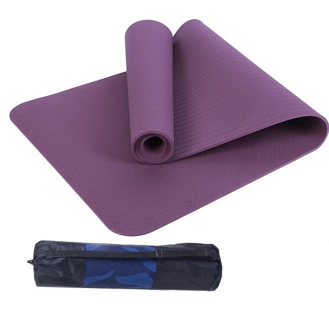 Thảm yoga 8mm 1 lớp TPE( tặng túi lưới +Dây buộc) - 2315103 , 3425650346952 , 62_14924020 , 400000 , Tham-yoga-8mm-1-lop-TPE-tang-tui-luoi-Day-buoc-62_14924020 , tiki.vn , Thảm yoga 8mm 1 lớp TPE( tặng túi lưới +Dây buộc)