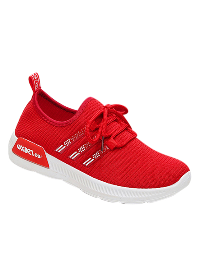 Giày Sneaker Nữ Thời Trang Zapas GN036 - Đỏ