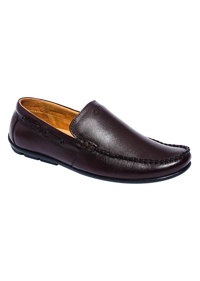 Giày Tây Nam Da Thật Store CHC CHCGD04 - Nâu
