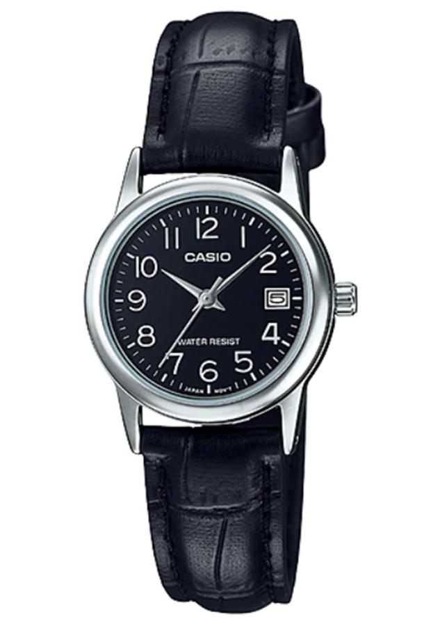 Đồng hồ nữ dây da Casio LTP-V002L-1BUDF
