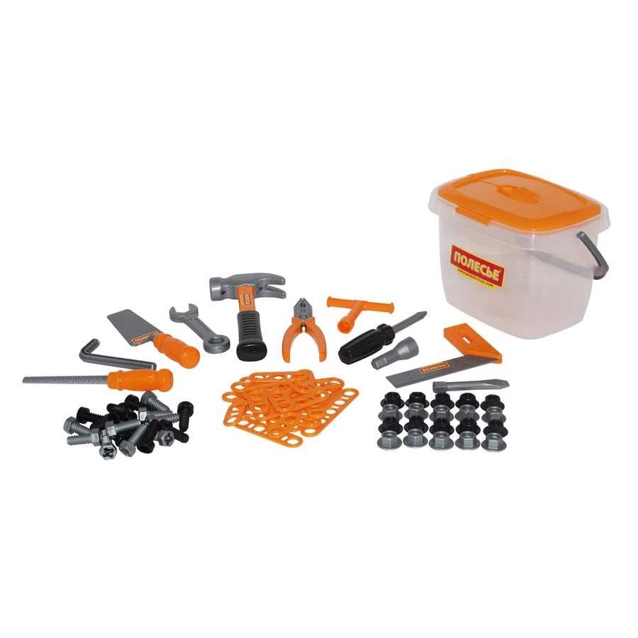Hộp đồ chơi dụng cụ kỹ thuật 72 chi tiết - Polesie Toys - 1850293 , 2759659863051 , 62_10367642 , 479000 , Hop-do-choi-dung-cu-ky-thuat-72-chi-tiet-Polesie-Toys-62_10367642 , tiki.vn , Hộp đồ chơi dụng cụ kỹ thuật 72 chi tiết - Polesie Toys