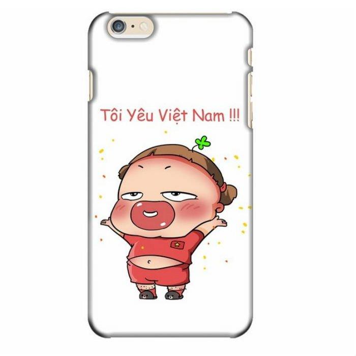 Ốp Lưng Dành Cho iPhone 6 Plus Quynh Aka 1