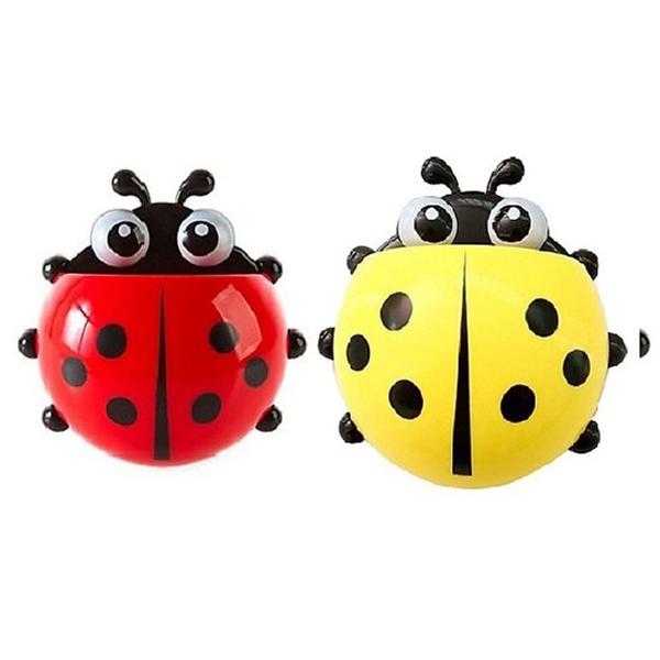 Combo 2 con bọ rùa đựng kem và bàn chải đánh răng (giao màu ngẫu nhiên) - 9573139 , 9257485985082 , 62_16698837 , 100000 , Combo-2-con-bo-rua-dung-kem-va-ban-chai-danh-rang-giao-mau-ngau-nhien-62_16698837 , tiki.vn , Combo 2 con bọ rùa đựng kem và bàn chải đánh răng (giao màu ngẫu nhiên)