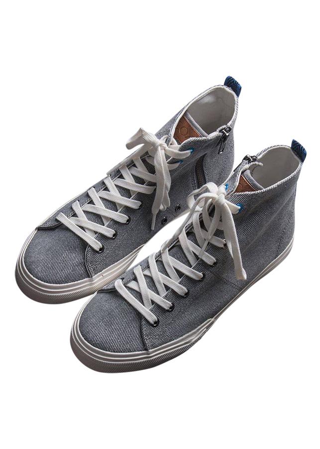 Giày Nam Cox Shoes Cổ Cao