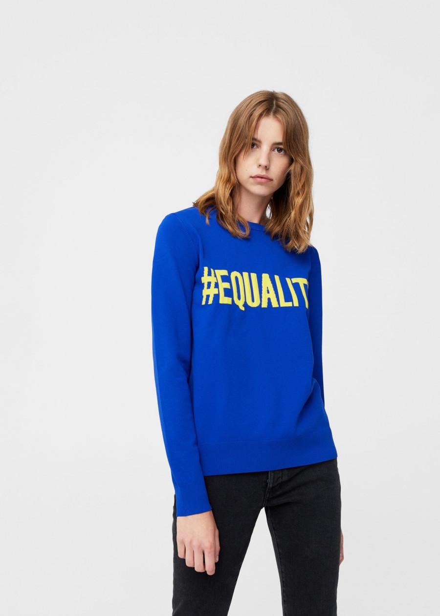 Áo Len Nữ Sweater Femme Mango 13083738 - Mã Màu 53