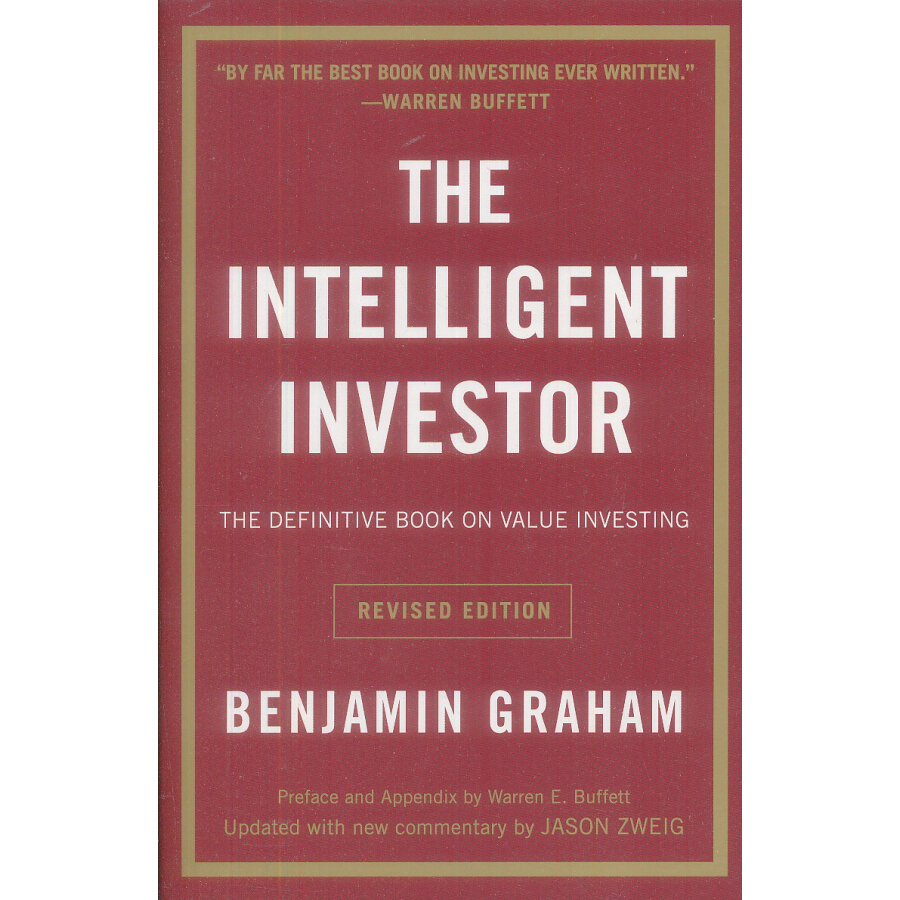 The Intelligent Investor: The Definitive Book on Value Investing - 1229486 , 4200345760324 , 62_5248185 , 532000 , The-Intelligent-Investor-The-Definitive-Book-on-Value-Investing-62_5248185 , tiki.vn , The Intelligent Investor: The Definitive Book on Value Investing