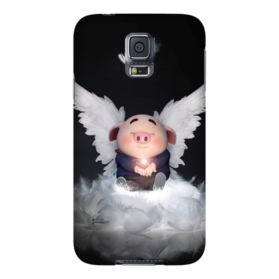 Ốp Lưng Cho Điện Thoại Samsung Galaxy S5 - Mẫu heocon 0009
