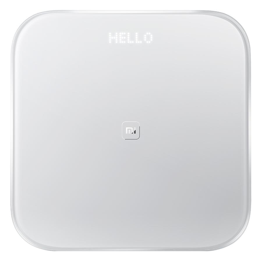 Cân Thông Minh Xiaomi Smart Scale (Trắng) - Hàng Chính Hãng - 972521 , 9537493301532 , 62_2400563 , 590000 , Can-Thong-Minh-Xiaomi-Smart-Scale-Trang-Hang-Chinh-Hang-62_2400563 , tiki.vn , Cân Thông Minh Xiaomi Smart Scale (Trắng) - Hàng Chính Hãng