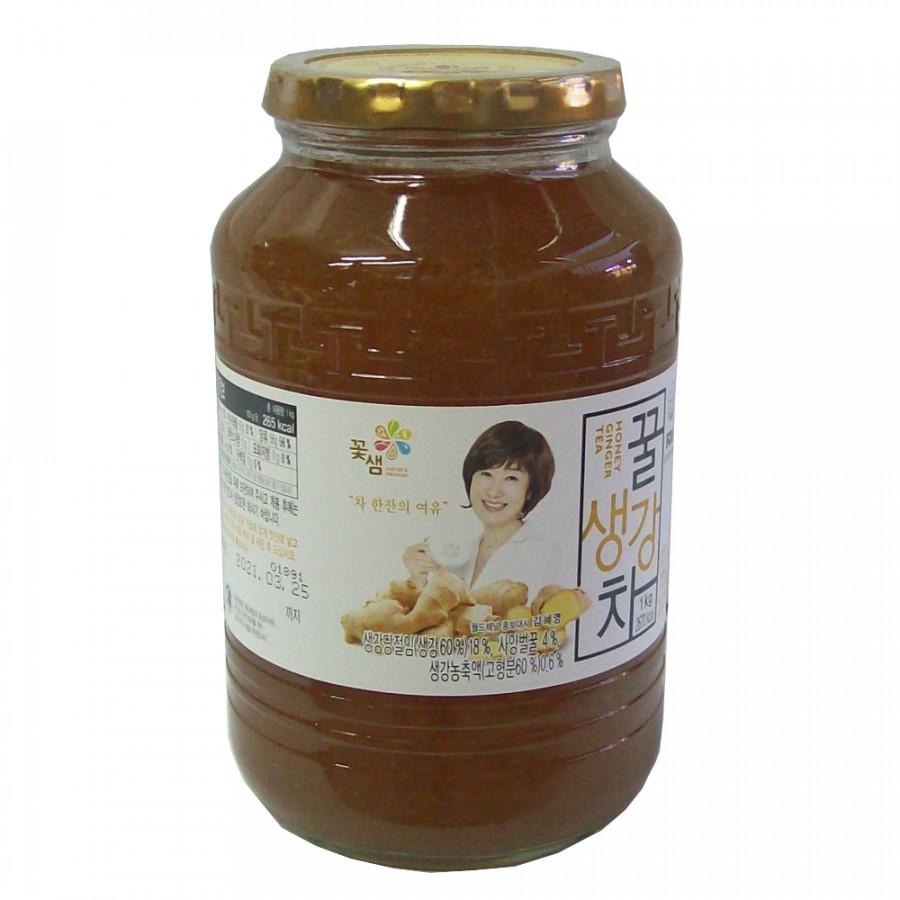 Trà gừng mật ong Kkoh Shaem Food 1kg nhập khẩu Hàn Quốc
