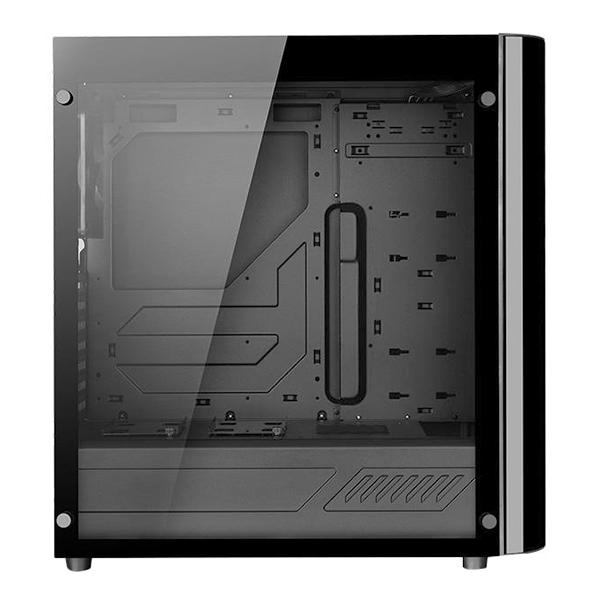 Vỏ Case Máy Tính Thermaltake View 22 Tempered Glass Edition CA-1J3-00M1WN-00 ATX - Hàng Chính Hãng