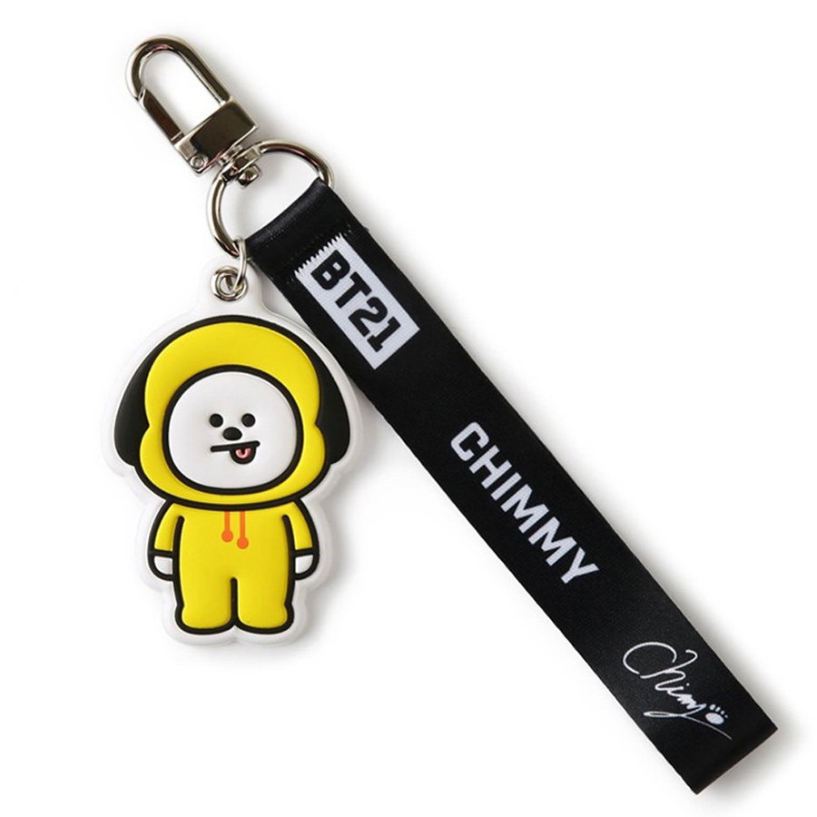 [BT21] Travel Wrist Strap