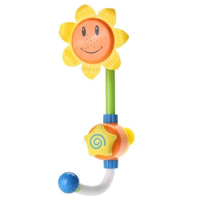 Đồ chơi vòi tắm cho bé, vòi tắm hoa hướng dương( màu ngẫu nhiên) - 1421933 , 8743600745200 , 62_9871827 , 219000 , Do-choi-voi-tam-cho-be-voi-tam-hoa-huong-duong-mau-ngau-nhien-62_9871827 , tiki.vn , Đồ chơi vòi tắm cho bé, vòi tắm hoa hướng dương( màu ngẫu nhiên)