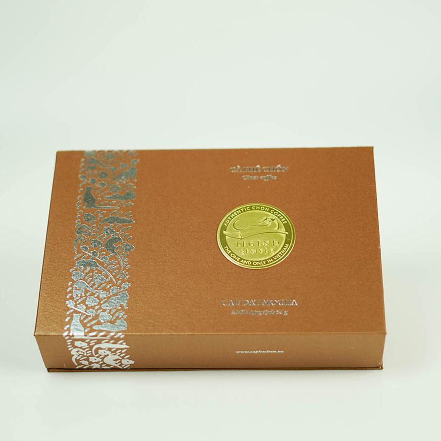 Cà phê Mocha Chồn Legend Revived – Hộp giấy Mĩ Thuật 51G - 1203627 , 3395192265434 , 62_7677141 , 740000 , Ca-phe-Mocha-Chon-Legend-Revived-Hop-giay-Mi-Thuat-51G-62_7677141 , tiki.vn , Cà phê Mocha Chồn Legend Revived – Hộp giấy Mĩ Thuật 51G