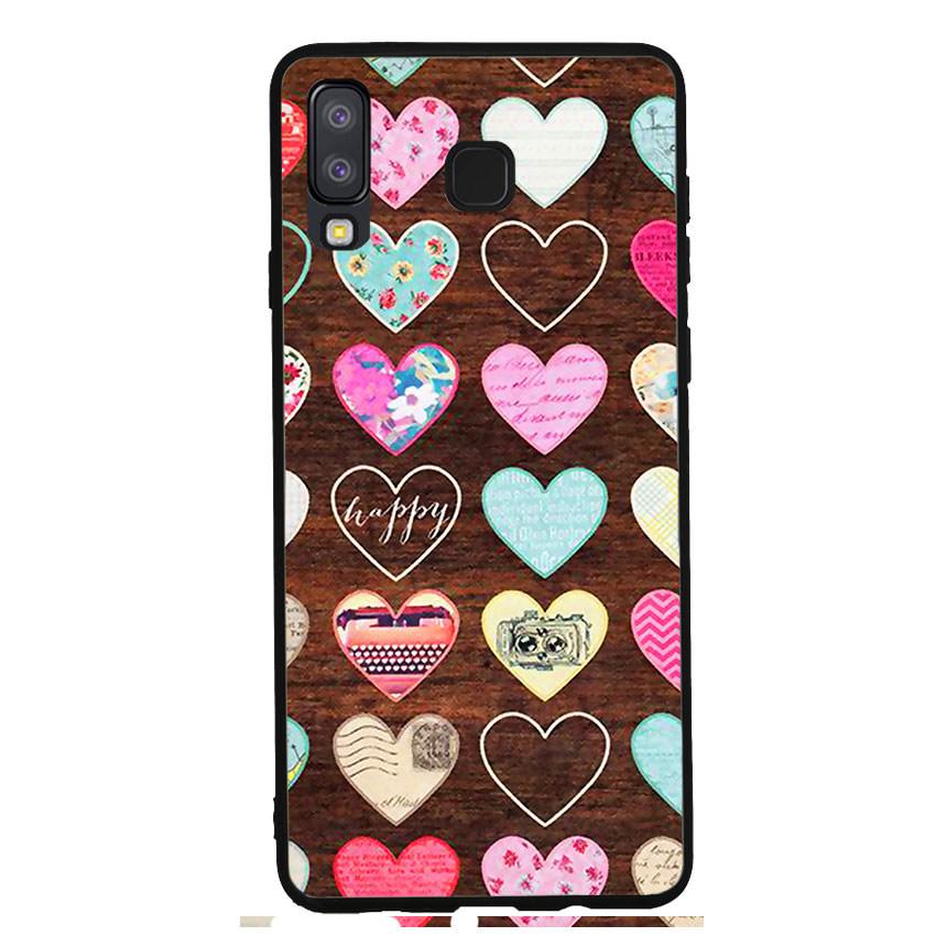 Ốp lưng viền TPU cho điện thoại Samsung Galaxy A8 Star - Heart 08 - 1413911 , 6673983638672 , 62_15033678 , 200000 , Op-lung-vien-TPU-cho-dien-thoai-Samsung-Galaxy-A8-Star-Heart-08-62_15033678 , tiki.vn , Ốp lưng viền TPU cho điện thoại Samsung Galaxy A8 Star - Heart 08