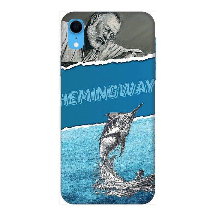 Ốp Lưng Dành Cho Điện Thoại iPhone XR Hemingway