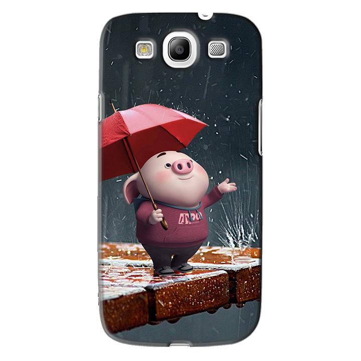 Ốp lưng nhựa cứng nhám dành cho Samsung Galaxy S3 in hình Heo Tắm Mưa - 4798146 , 7765113109035 , 62_14922556 , 200000 , Op-lung-nhua-cung-nham-danh-cho-Samsung-Galaxy-S3-in-hinh-Heo-Tam-Mua-62_14922556 , tiki.vn , Ốp lưng nhựa cứng nhám dành cho Samsung Galaxy S3 in hình Heo Tắm Mưa