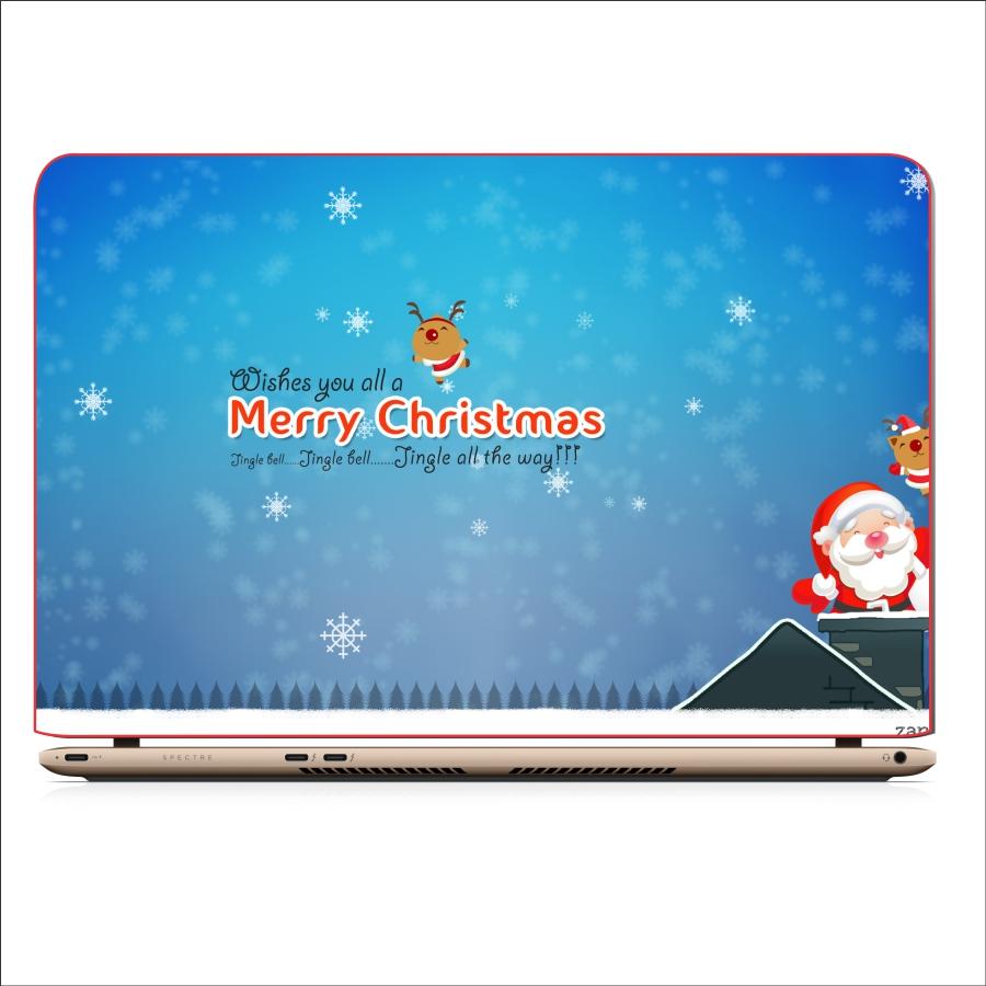 Miếng Skin Dán Decal Laptop Giáng Sinh 2019 - Mã: DCLTGS 006 - 1334297 , 9516231998067 , 62_8047711 , 125000 , Mieng-Skin-Dan-Decal-Laptop-Giang-Sinh-2019-Ma-DCLTGS-006-62_8047711 , tiki.vn , Miếng Skin Dán Decal Laptop Giáng Sinh 2019 - Mã: DCLTGS 006