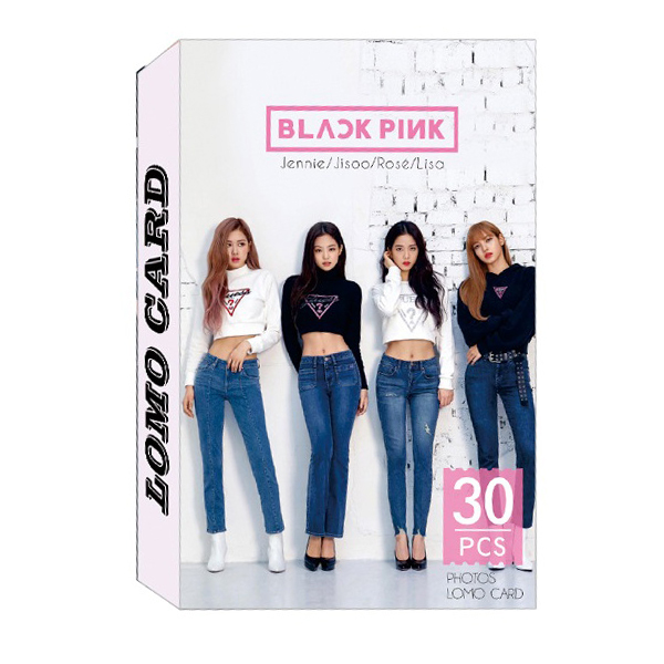 Bộ lomo card BLACK PINK mới - 7390202 , 6060010448791 , 62_14349778 , 85000 , Bo-lomo-card-BLACK-PINK-moi-62_14349778 , tiki.vn , Bộ lomo card BLACK PINK mới