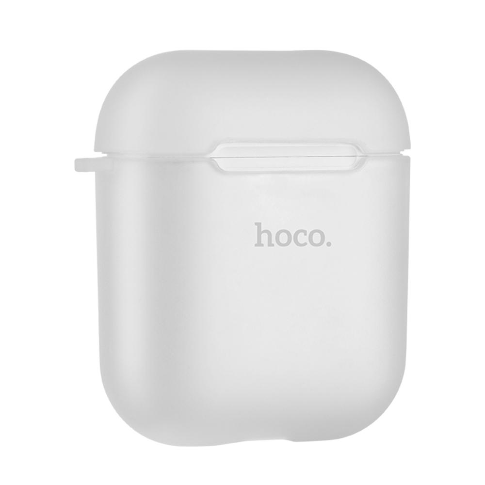 hoco. Headphones Case for Apple AirPods BT Headphones TPU Protective Storage Box Earphone Cover Pouch - 15800840 , 9832791710254 , 62_29915880 , 77000 , hoco.-Headphones-Case-for-Apple-AirPods-BT-Headphones-TPU-Protective-Storage-Box-Earphone-Cover-Pouch-62_29915880 , tiki.vn , hoco. Headphones Case for Apple AirPods BT Headphones TPU Protective Storag