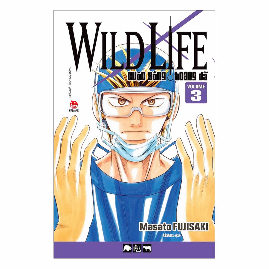 Wild Life - Cuộc Sống Hoang Dã - Tập 3 - 1280403 , 2241392974175 , 62_12119019 , 20000 , Wild-Life-Cuoc-Song-Hoang-Da-Tap-3-62_12119019 , tiki.vn , Wild Life - Cuộc Sống Hoang Dã - Tập 3