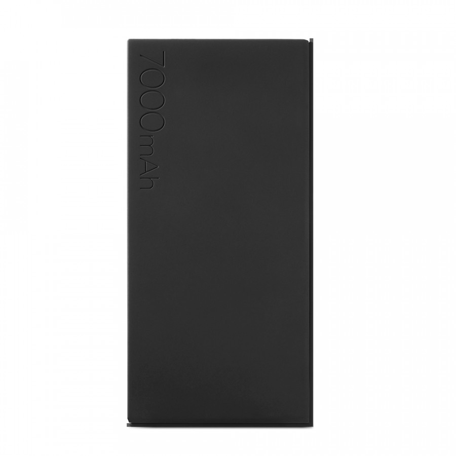 Recci RS-7000A Portable Battery Power Bank 7000mAh 2.1A High Speed Support Lighting USB Port for iPhone iPad Samsung