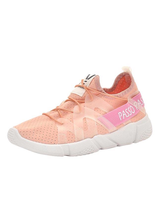 Giày Thể Thao Nữ Hàn Quốc Passo GTK037 - Hồng