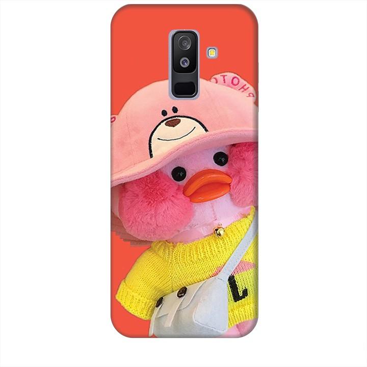 Ốp lưng dành cho điện thoại  SAMSUNG GALAXY A6P LUS 2018 Vịt Con Dễ Thương Mẫu 1